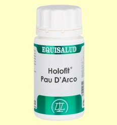 Holofit Pau d'Arc - Equisalud - 50 càpsules