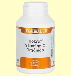 Holovit Vitamina C Orgànica - Equisalud - 180 càpsules