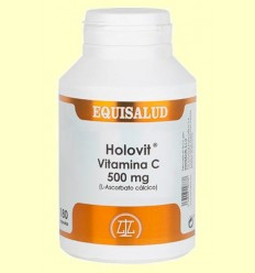 Holovit Vitamina C 500 mg - Equisalud - 180 càpsules