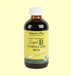 Liquid B-Complex - Amb Ferro - Nature 's Plus - 236 ml ******