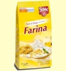 Farina sense gluten per a tot tipus d'usos culinaris - Schär - 1000 grams
