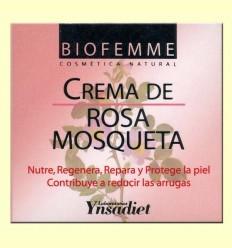 Crema de Rosa Mosqueta - Cosmètica natural - Ynsadiet - 50 ml