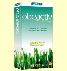 Obeactiv - Ventre Pla - Ynsadiet - 20 ampolles