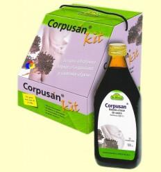Corpusán Kit - Depuratiu - Dr. Dünner - Pack complet