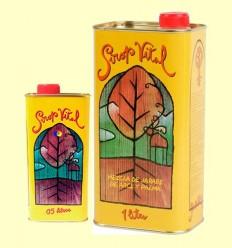 Sirop Vital - Xarop d'auró i palma - 1500 ml - Oferta 2 Bots