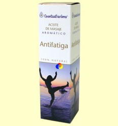 Oli de massatge aromàtic antifatiga - Esential'arôms - 50 ml