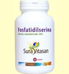 Fosfatidil Serina - Sura Vitasan - 60 càpsules