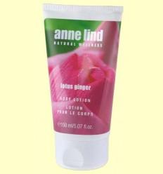 Anne Lind Shower Loció Lotus Ginger - Loció Corporal - Anne Marie Börlind - 150 ml