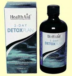 Detox Pla - Depuratiu - Health Aid - 100 ml