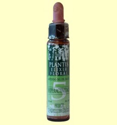 Hiperactivitat - Combinat - Cultiu Ecològic - Plantis - 10 ml