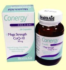 Conergy - Coenzim Q-10 - 30 mg - Health Aid - 30 càpsules