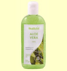 Gel d'Aloe Vera - Health Aid - 250 ml