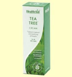 Crema de Arbre del Te - Health Aid - 75 ml ******