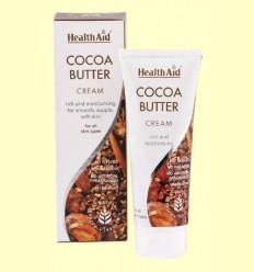 Crema de Mantega de Cacau - Línia Cura Sensible - Health Aid - 75 ml