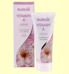 Crema Vitamina A - Línia Cura Sensible - Health Aid - 75 ml