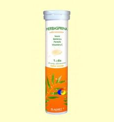 Herbasprina Efervescent - Eladiet - 20 comprimits