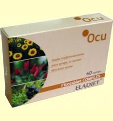Ocu Fitotablet Complex - Salut Ocular - Eladiet - 60 comprimits