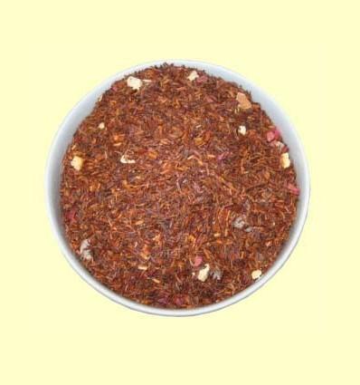 Rooibush aromatitzat Fruita del Drac - El Món del Te - 100 grams