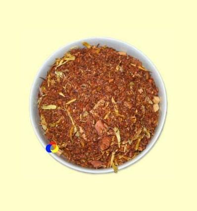 Rooibush aromatitzat Poma & Caramel - El Món del Te - 100 grams