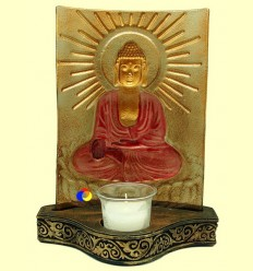 Budha Glass Candle - Signes Grimalt