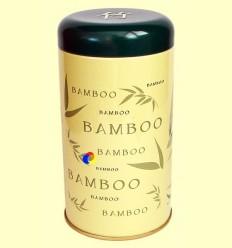 Llauna per guardar Te - Bamboo Verd Clar