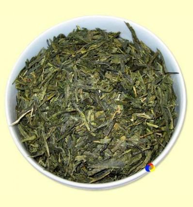 Te Verd Sencha Premium Desteinat Ecològic - El Món del Te - 100 grams