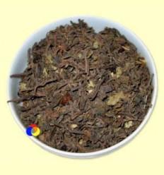 Te Negre Pu-Erh aromatitzat Fruites del Bosc - El Món del Te - 100 grams