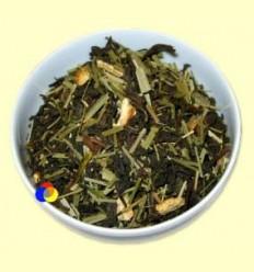 Te Negre Pu-Erh aromatitzat Llimona - El Món del Te - 100 grams