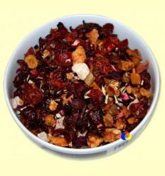 Te de Fruites Pinya Colada - El Món del Te - 100 grams