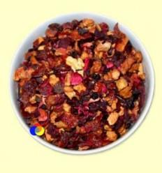 Te de Fruites Còctel de Fruites de Bosc - El Món del Te - 100 grams