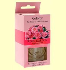 Recanvi per al difusor Electrico de Fragància - Aroma Rosa - Colony - 34 ml