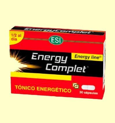 Energy Complet Control - Laboratoris Esi - 30 càpsules