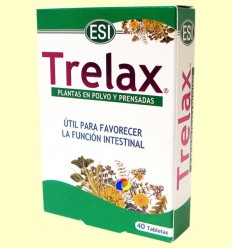 Trelax - Equilibri Intestinal - Laboratoris ESI - 40 tabletes