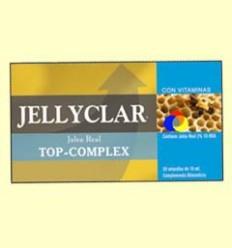Gelea Reial Top-Complex Jellyclar - Gelea Reial 2% 10 HDA - Dieticlar - 20 ampolles