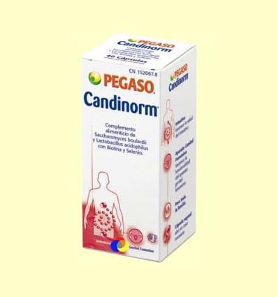 Candinorm - Probiòtic - Pegaso - 40 càpsules
