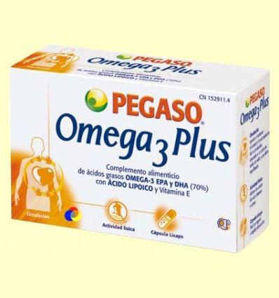 Omega 3 Plus - Pegaso - 40 càpsules