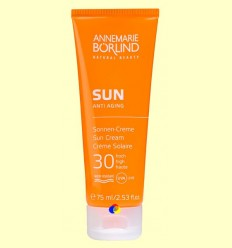 Sun Crema Solar Facial IP 30 Alt - Anne Marie Börlind - 75 ml