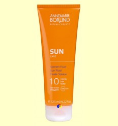 Sun Fluid Solar Corporal IP 10 Baix - Anne Marie Börlind - 125 ml