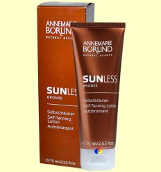 Sunless Bronze - Autobroncejador - Anne Marie Börlind - 75 ml