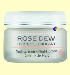 Rose Dew Hydro Stimulant Crema de Nit - Anne Marie Börlind - 50 ml