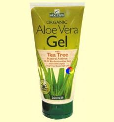Gel Aloe Vera Eco Arbre del Te - Evicro Madal Bal - 200 ml