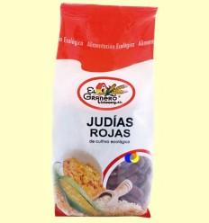 Mongetes Vermelles Bio - El Granero - 500 grams ******