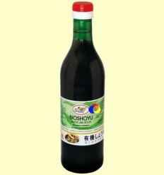 Bioshoyu - Salsa de soja - El Granero - 500 ml