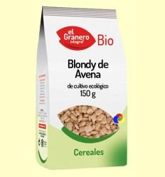 Bio Blondy de Civada - El Granero - 150 grams
