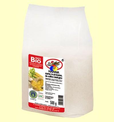 Farina d'Espelta Integral Bio - El Granero - 500 grams