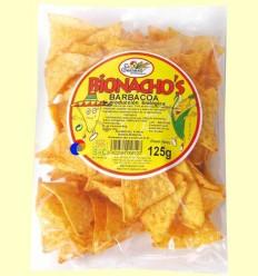 Bio Nachos Barbacoa - El Granero - 125 grams