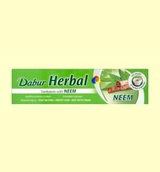 Pasta de dents al Neem amb Herbes ayurvédicas - Dabur - 100 ml