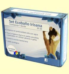 Setembre Ecobaño Irisana - Esponja + Banda - Grup Irisana