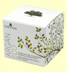 Crema d'Argan ECO - Anti-edat - Natysal - 50 ml