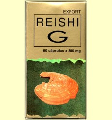Reishi-G - Golden & Green - 60 càpsules